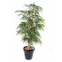 Artificielflower - Bambou artificiel Bouddha Tree - plante synthétique d intérieur - H. 180 cm vert - taille : 180cm