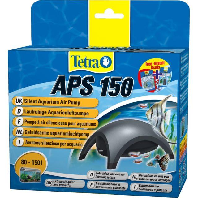Tetra Pompe A Air Aps 150 Noir