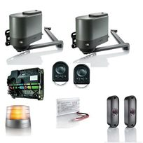 Somfy - Kit de motorisation de portail battant Axovia Multipro Pack Confort Rts