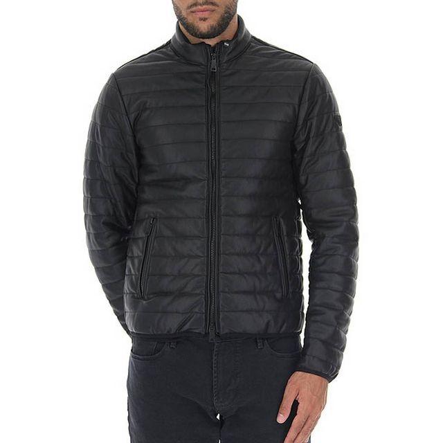 Armani - Blouson Jeans - pas cher Achat   Vente Blouson homme -  RueDuCommerce 22fd2dd76ca