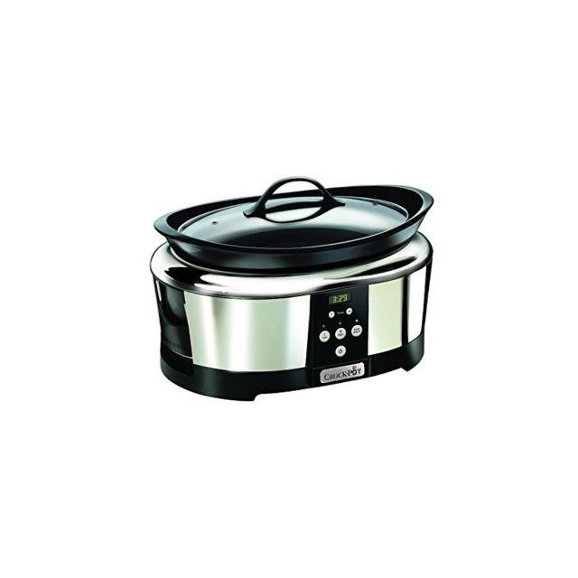 Crock-pot Crock Pot Sccpbpp605-050 Mijoteuse électrique programmable 5,7 L Inox