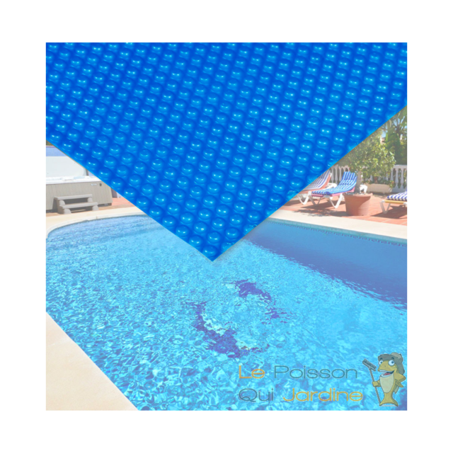 aqua occaz b che de piscine rectangulaire bleue effet isolant bleue 4 x 6 m pas cher. Black Bedroom Furniture Sets. Home Design Ideas