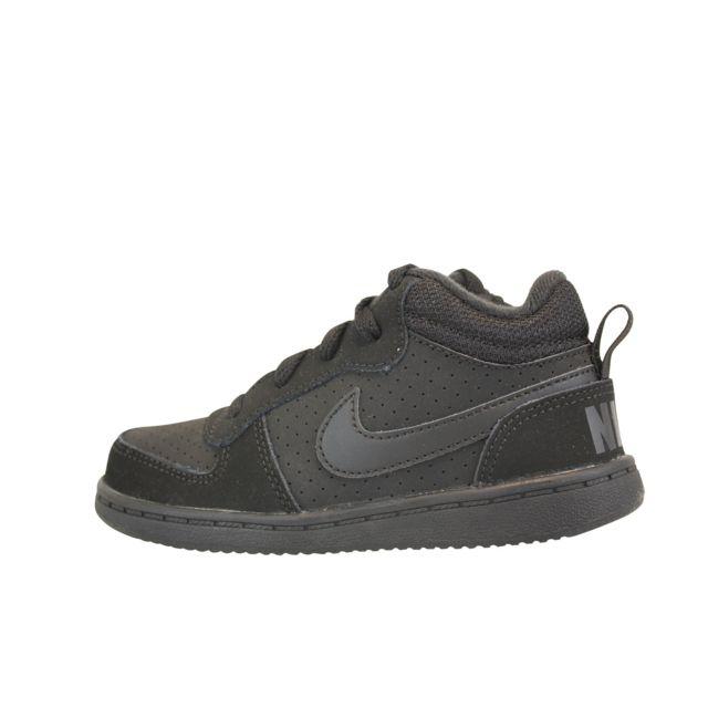 Nike pas Court Borough Mid TD pas Nike cher Achat   Vente Baskets enfant 8dc903