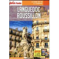 Le Petit Fute - Guide Petit Fute ; Carnets De Voyage ; Languedoc Roussillon