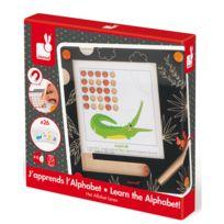 Janod - J'apprends l'alphabet : Animo