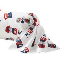 Cotonflor - Taie de traversin imprimée en coton, British