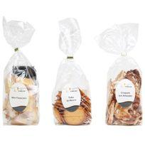 D De Toulzac - Assortiment 12 Biscuits Sachets