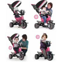 Injusa - Tricycle évolutif Body Sport rose