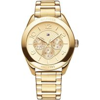 Tommy Hilfiger - Montre femme Gracie Chap 40MM Sf Dor Co Bei 1781214