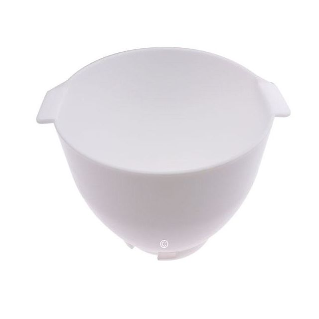 kenwood bol kenlyte blanc pour robots major et cooking chef pas cher achat vente bols. Black Bedroom Furniture Sets. Home Design Ideas