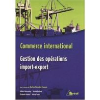 Breal - Bts commerce international ; gestion des opérations import-export ; 2ème année