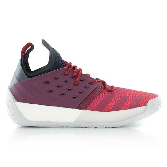 89afb5a35d4 Adidas - Chaussure de Basketball adidas James Harden Vol.2 Maroon rouge  pour homme Pointure