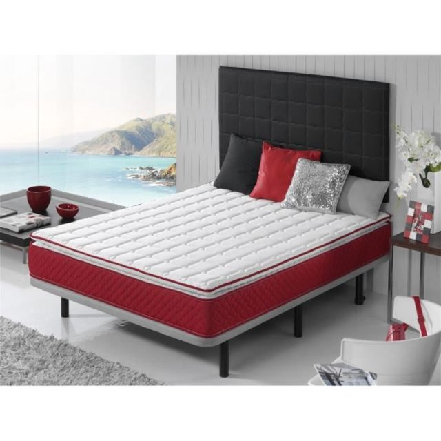dormalit matelas visco soft 90x200 mousse supersoft topper 4 cm hauteur totale 30 cm achat. Black Bedroom Furniture Sets. Home Design Ideas