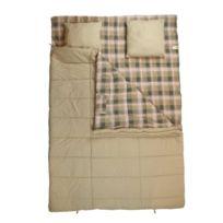 10T - Canoodle Sac de couchage couverture Beige 230 x 160 cm