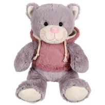 Gipsy - Peluche Z'amis Capuch-Chat