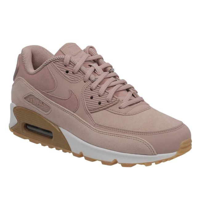 acheter en ligne bc7c8 baf8e Nike - Air Max 90 Se wmns particle pink particle pink 881105 ...