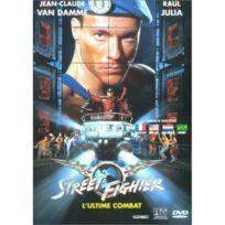 Dvd - Street Fighter