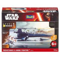 Revell - Star Wars Build & Play X-wing Fighter Maquette Pour Enfant