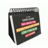 Hachette - Éphéméride simplissime