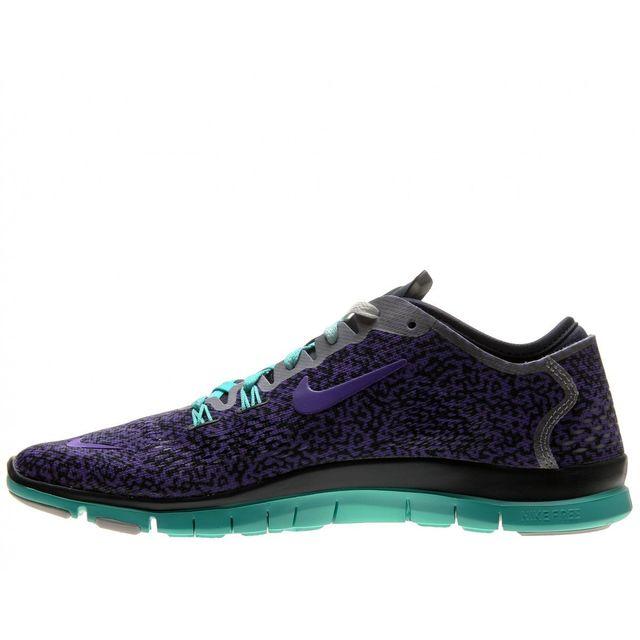 buy popular 8ebad fc3b1 Nike - Basket Free 5.0 Tr Fit 4 - 629832-504 - pas cher Achat  Vente  Baskets femme - RueDuCommerce