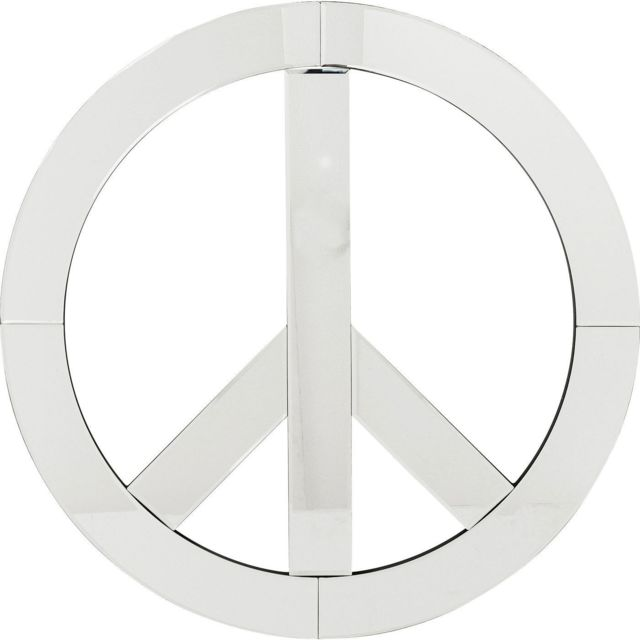 Karedesign Miroir Peace 70cm Kare Design