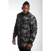 Manteau camouflage - Achat Manteau camouflage - Rue du Commerce 31486f44a33