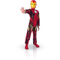 Rubies - Déguisement Iron Man Classique