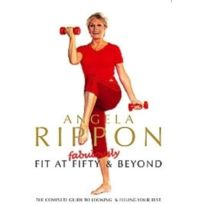 Go Entertain - Angela Rippon - Fabulously Fit At 50 And Beyond IMPORT Dvd - Edition simple