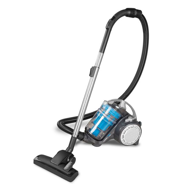 E-ZICLEAN - Aspirateur sans sac Multi-Cyclonique Turbo ECOSILENT