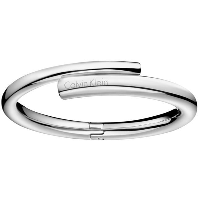 Calvin Klein , Bracelet jonc Scent S Acier