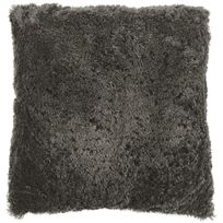 Tiseco Home Studio - Coussin Fluffy 45 x 45 cm Taupe