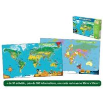 LeapFrog - Carte interactive tag : mappemonde