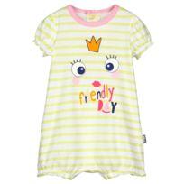 46a69aec8f882 Petit Beguin - Barboteuse bébé fille Mini Party - Taille - 9 mois