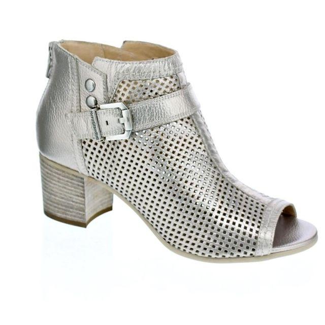 code promo 5bd91 24633 Nero Giardini - Chaussures Femme Bottine modele 5142 - pas ...
