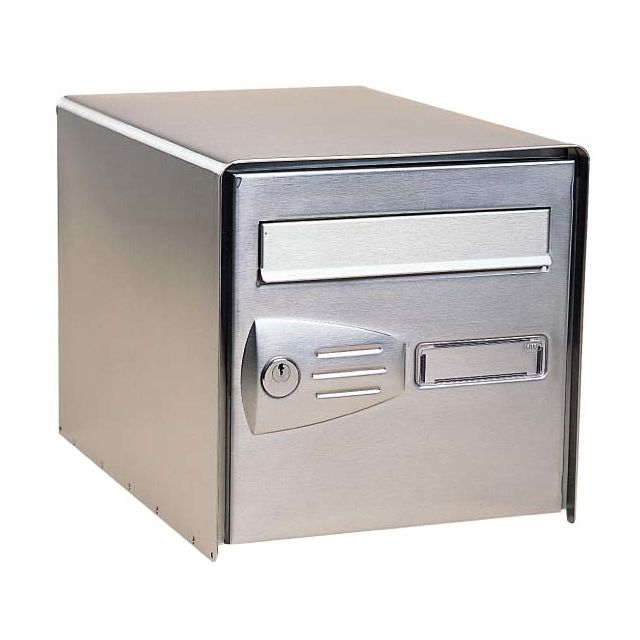 decayeux boite lettres littoral inox 124361 pas cher achat vente bo te aux lettres. Black Bedroom Furniture Sets. Home Design Ideas