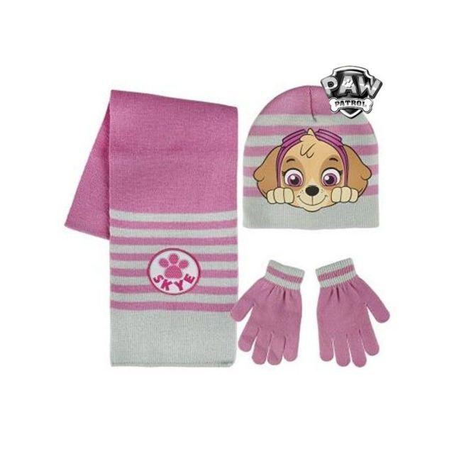 c13d78e8f6cb The Paw Patrol - Bonnet, écharpe et gants 133 Multicolore - pas cher ...