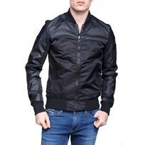 Gov Denim - Blouson 175015 Black