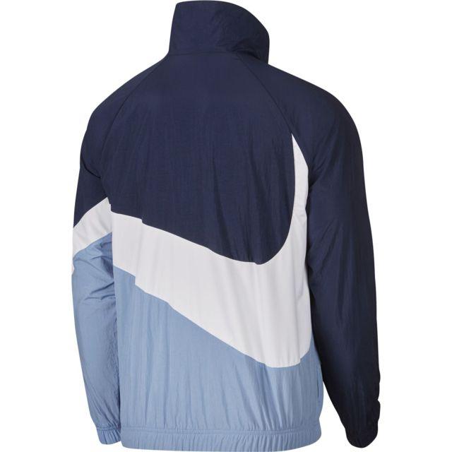 Nike Veste Woven Ar3132 pas cher Achat Vente Veste