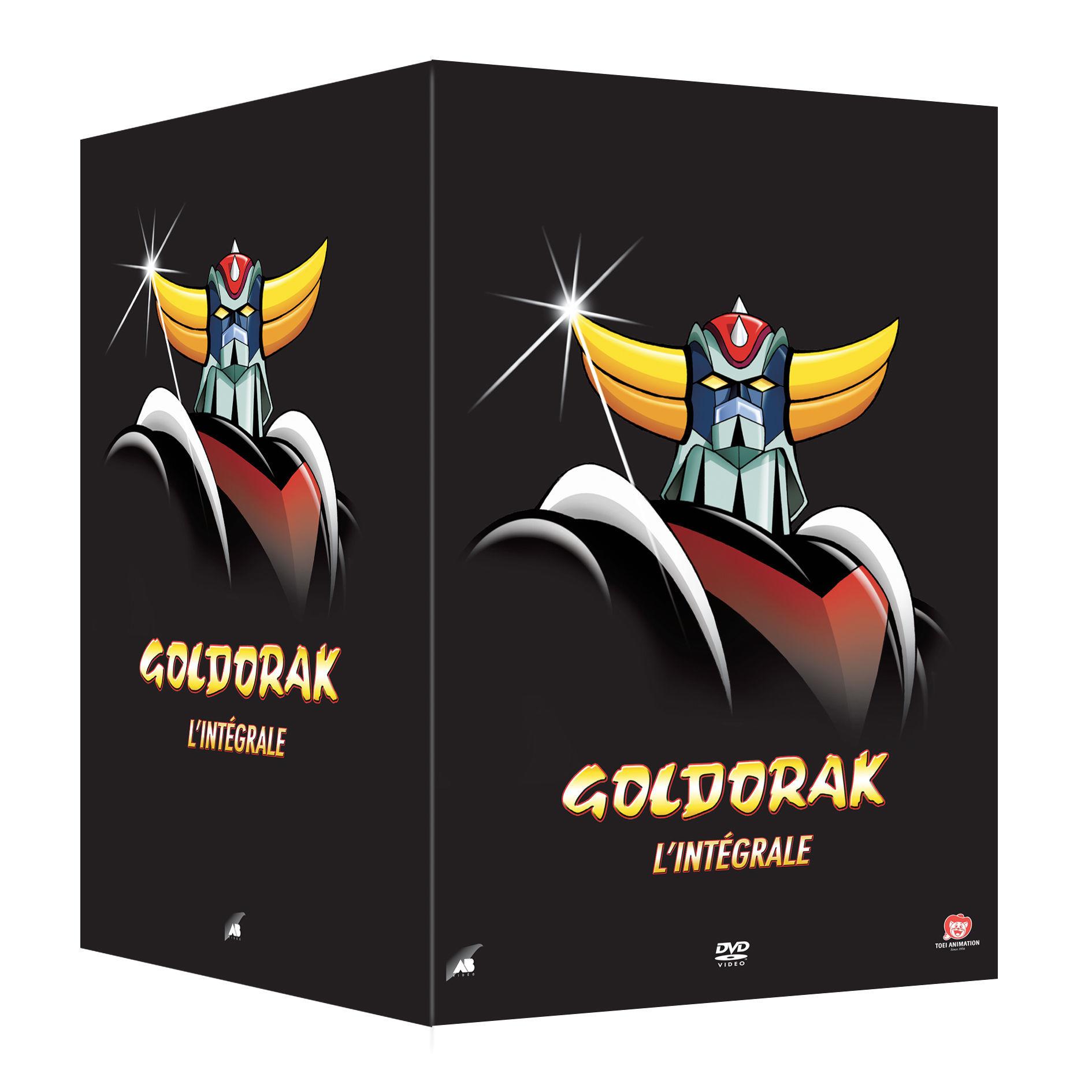 Goldorak l'intégrale