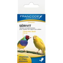 Francodex - Serivit - Flacon de 15 ml