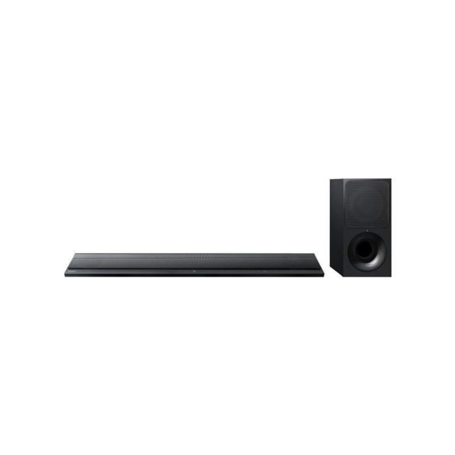 sony ht ct390 barre de son 2 1 compact bluetooth avec caisson de basses sans fil puissanta. Black Bedroom Furniture Sets. Home Design Ideas