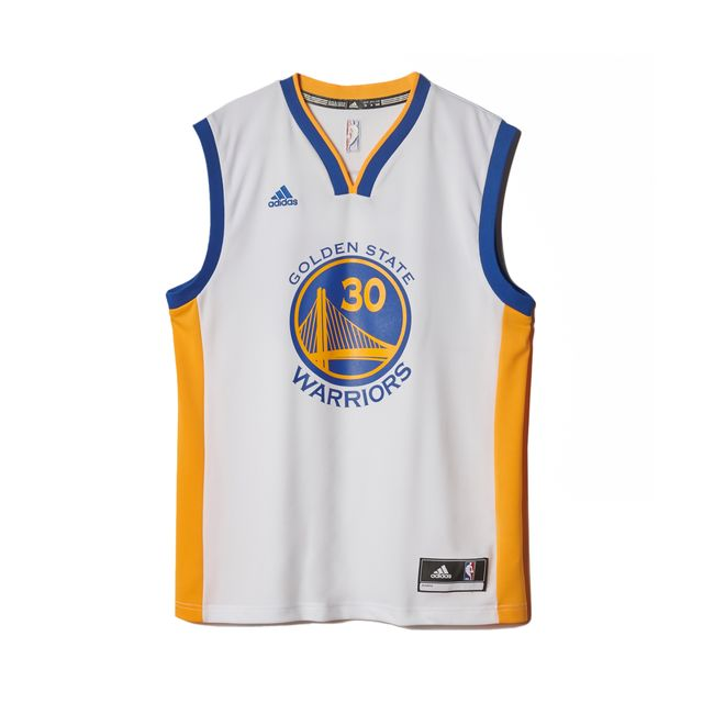 Adidas performance Maillot Basket Golden State Warriors