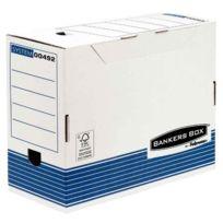 Bankers Box - boites d'archive 33x25 dos 15cm - paquet de 10