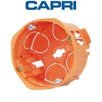 Capri - Boîte d'encastrement simple Capriclips D67 Prof40