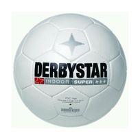 Derbystar - Indoor Super Ballon de football Blanc 4