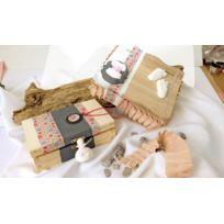 Graines Creatives - Kit cadeau Coffret à bijoux à décorer - Graine créative