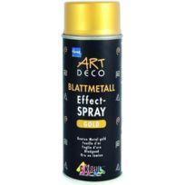 Kreul - C. Blattmetall Effect-Spray Home Design Art Deco, gold