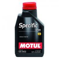 Motul - Huile Moteur Specific 0720 C4 5W30 - Bidon de 1 L