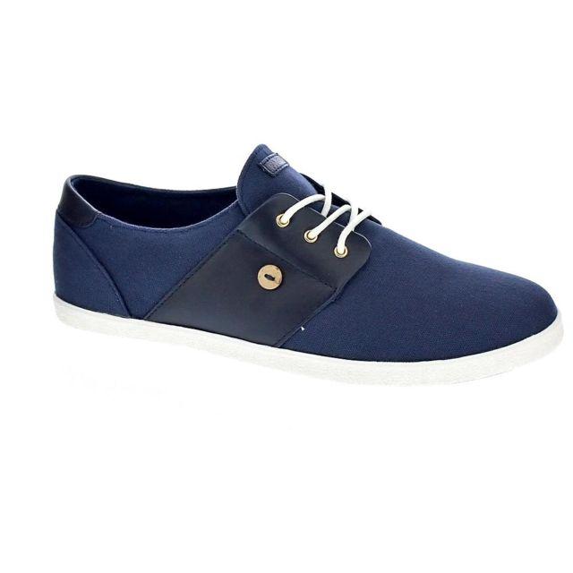 Chaussures Bleu Homme Faguo Modele Baskets Basses 44 Cypress TdqWfg