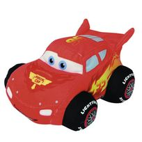 Nicotoys - Cars - Peluche Cars Flash Mc Queen 15 cm